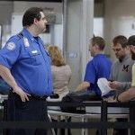 As travelers suffer through long airport security lines, the Transportation Security Administration is spending millions on advertising, public relations, new uniforms, and office furniture.    The ag
