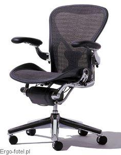 Fotel biurowy Herman Miller Aeron