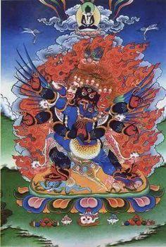 VAJRA KILAYA -KIM CANG PHỔ BA Thangka Painting, Tibetan Art, Dalai Lama, Sacred Art, Deities, Buddhism, Tatoos, Mandala, Symbols
