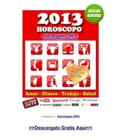 Adelanto del Horoscopo 2013