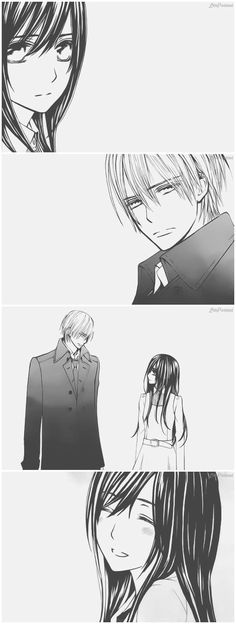Vampire Knight - Zero and Yuki ♡
