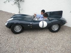PEDAL CAR  Jaguar