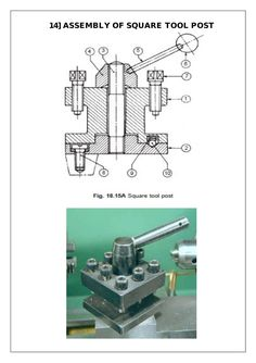 Drawing Assembly and Details machine drawing pdf Mechatronics Engineering, Mechanical Engineering Design, Mechanical Design, Metal Lathe Projects, Welding Projects, Gear Drawing, Drawing Tips, Autocad Isometric Drawing, Square Tool