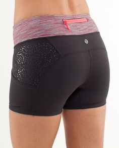 I wish I looked like these in a pair of these shorts. =) I wish lulu clothes weren't so expensive ($58 shorts, ugh). I'm constantly seeking the perfect second-skin running bottoms.