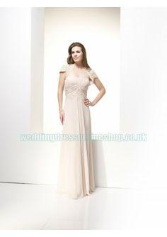 Wedding dress online shop - chiffon strapless pleated bodice splendid appliques with sequins abeads slim column zip back floor length mother dress mt 0067