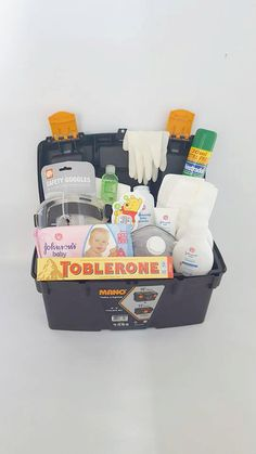 New Daddy Survival Tool Kit for new DaddiesBaby by SSNappyCakes