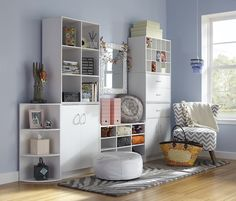 At Go-Organize you can find multifunctional furniture to suit small spaces, including studies, offices and living rooms. Living Area, Living Room, Multifunctional Furniture, Craft Organization, Country Decor, Storage Solutions, Small Spaces, New Homes, Bts Girl