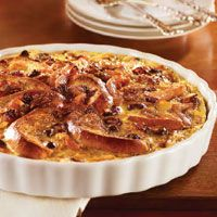 Holiday French Bread Pudding #HEBHolidayMeal