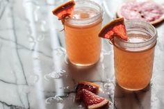 Grapefruit Rum Cocktail / pastryaffair