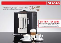 In our current issue (pick it up on newsstands or order a copy here) – we asked our contributors to share their holiday wish list for 2013. Rhonda Thornton, one of our Design Bloggers, choose this On-Counter Coffee System from Miele as her top pick for her holiday wish list …