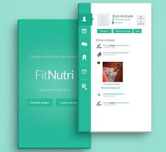 New Mobile UI Design Examples for good User experience and easy to use apps
