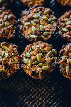 Good Breakfast Veggie Muffins - Cook Republic Veggie Muffins, Breakfast Muffins, Best Breakfast, Breakfast Recipes, Healthy Muffin Recipes, Keto Recipes, Cooking Recipes, Onion Leeks, Sorghum Flour