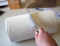 9 нестандартных способов использовать бумажные полотенца. Я даже не представлял, что ТАКОЕ возможно!