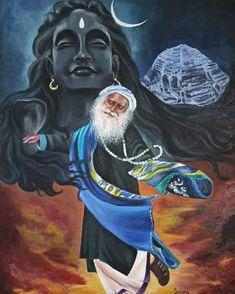 Aghori Shiva, Lord Shiva Family, Hindu Art, Indian Paintings, Krishna, Mythology, Religion, Illustration Art, Sketches