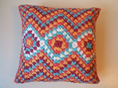 Moroccan style cushion cover - Folksy