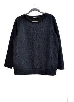 Kup mój przedmiot na #vintedpl http://www.vinted.pl/damska-odziez/bluzy/17364530-granatowa-bluz-basic