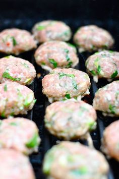 viet pork patties