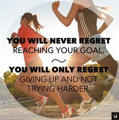 Live life with no regrets…. #ViLife