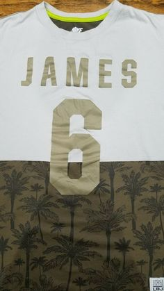 Details about Lebron James Witness Kids T-Shirt by NIKE  f0beb8efa