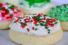 how to make lofthouse cookies (those cake-like cookies at the grocery store)--my daughter will love me for this receipe