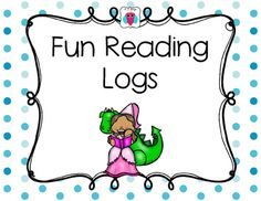 This is a fun set of reading logs with a variety of themes from surfing, to skateboarding, to zoo, to princess. Reading Logs, Reading Groups, Skateboarding, Teacher Resources, Fun Stuff, Surfing, Thankful, Teaching, Princess