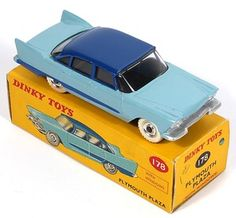 Dinky Toys 178 Plymouth Plaza