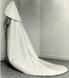 Balenciaga Wedding Dress, 1967 Photographer: Tom Kublin Balenciaga Wedding