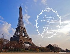 Traveling With Kids: Paris. A list of great activities, events, workshops and restaurants for the little ones!