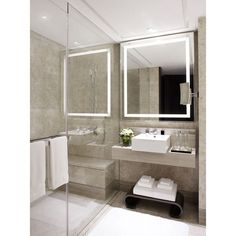 IB Mirror Harmony Lighted Bathroom Mirror