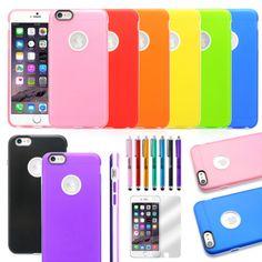 "Shockproof Rugged Hybrid Rubber Bumper Hard Cover Case For iPhone 6 5.5"" Plus - $3.59 (save 82%) #ebay #unbrandedgeneric #skins #cases"