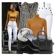 """""""Kendall Jenner"""" by justadream133 ❤ liked on Polyvore featuring Isabel Marant, A.L.C., Brunello Cucinelli, Victoria Beckham, Givenchy and MANGO"""