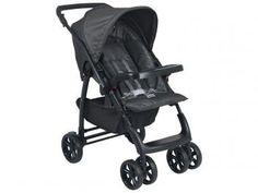 Carrinho de Bebê e Bebê Conforto Burigotto - Tempus para Crianças até 15 kg