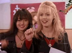 New trending GIF on Giphy. thumbs up jennie garth 90210 beverly hills 90210 shannon doherty. Follow Me CooliPhone6Case on Twitter Facebook Google Instagram LinkedIn Blogger Tumblr Youtube