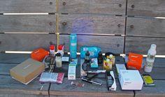 DesayunoBloggerCoruña #productos http://www.julyapepry.blogspot.com.es/2014/07/iii-desayuno-blogger-coruna.html