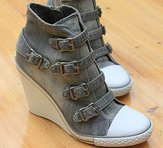 ash thelma wedge sneaker - Google Search