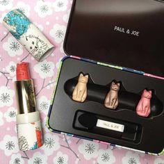 Marca lança coleção de maquiagem em formato de gatinhos