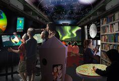 bus interior design