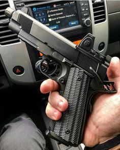 Weapons Guns, Guns And Ammo, Edc Tactical, Tactical Survival, Stuff And Thangs, Guy Stuff, Remington 700, 1911 Pistol, Shooting Guns