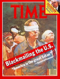 1979 Iran took American hostages and held them for 444 days. Through much of Carter's administration. The day Reagan was inaugerated they were released.