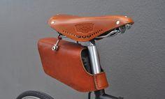 The Sleeper Bike by George Schnakenberg, via Behance