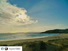 Es ver fotos  de #playa  como esta de @royro1984  y me entran unas ganas de #veranito  #SienteGalicia ➡ Descubre más en http://www.sientegalicia.com/