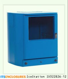 IceStation ID322826-12 NEMA 12 computer enclosure:  Your PC would be rendered useless without your monitor! The same enemies that can harm your PC - dust and liquids, can also damage your monitor. Protect both your PC and monitor in an all-in-one NEMA rated enclosure.