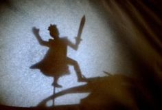 How to Build a Shadow Puppet Theater - great for working on storytelling skills with kids!