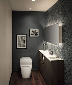 Luxury Bathroom Master Baths Wet Rooms is unquestionably important for your home. Whether you pick the Luxury Bathroom Ideas or Luxury Bathroom Ideas, you will create the best Interior Design Ideas Bathroom for your own life. Small Bathroom Tiles, Tiny Bathrooms, Bathroom Tile Designs, Bathroom Toilets, Bathroom Interior Design, Bathroom Ideas, Modern Bathrooms, Brass Bathroom, Budget Bathroom