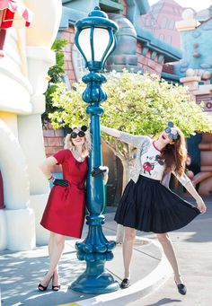 The Disneyland Photo Shoot of Our Dreams | Disney Style