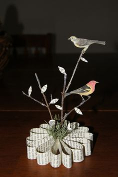 very cute to mix in with the centrepieces