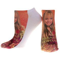 Hannah Montana - Flowers Socks