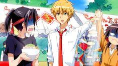 kaichou wa maid-sama THEY ARE LEGIT SO CUTE TOGETHER!! <3