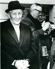 Carlo Gambino, head of the Gambino family.