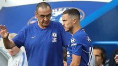 'Hazard & Willian suffered under Sarri' - Italian manager's tactics 'bored' Chelsea duo last season says Zola . Get the latest news for #chelsea inside pinterest on this board. Dont forget to Follow us. #chelseaboots #chelseagoal #viraldevi. June 01 2020 at 12:14AM Manchester City, Manchester United, Gianfranco Zola, Maurizio Sarri, Hazard Chelsea, Chelsea News, Stamford Bridge, Eden Hazard, Pep Guardiola